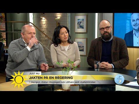 """Oklart politiskt läge även efter regeringsbildning: """"På sikt är det här föröda… - Nyhetsmorgon (TV4)"""