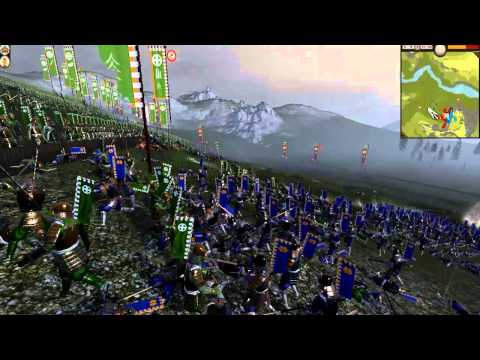 Total War Shogun 2 :Battle 5: Not even a fair fight |