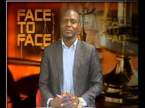 1.36 - Face To Face With The  Law 26 May 2015