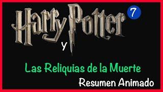 Harry Potter y las Reliquias de la Muerte - Resumen Animados   LibrosAnimados