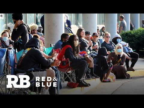 Economic outlook as more Americans file for unemployment