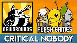 Newgrounds Flash Games - Critical Nobody
