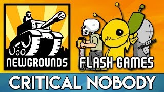Newgrounds Flash Games - Critical Nobody