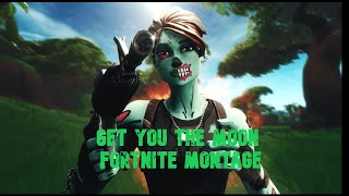 kina get you the moon (ft snow) ( FORTNITE MONTAGE #MXC)