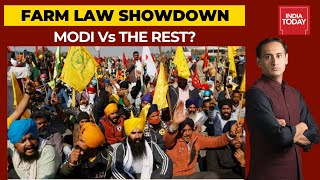 Opposition Parties Back Bharat Bandh: Farmers Now Political Fodder?   Newstrack With Rahul Kanwal