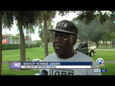 Call For Action To Stop Violence In West Palm Beach, Riviera Beach