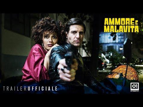 AMMORE E MALAVITA (2017) dei Manetti Bros. - Trailer ufficiale HD