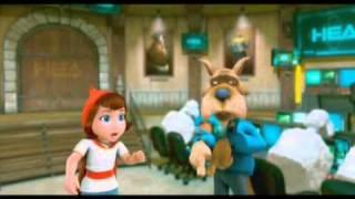 Cartoon Network ad Engañados mov