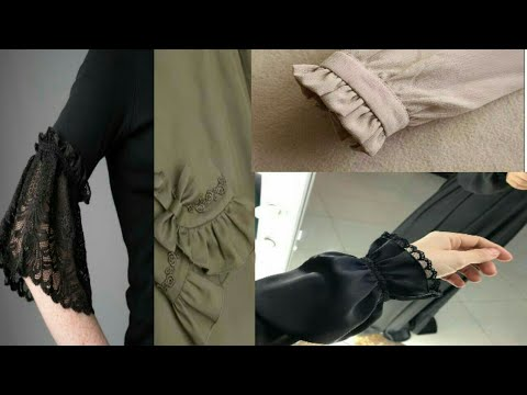 Latest & beautiful sleeves design tutorial video thumbnail