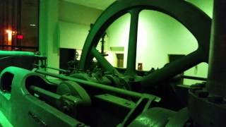 Giant Indoor Machinery From the Past 4k