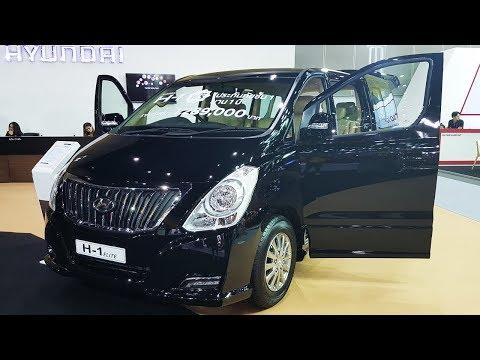 Hyundai H1 elite 2017 2.5 Diesel