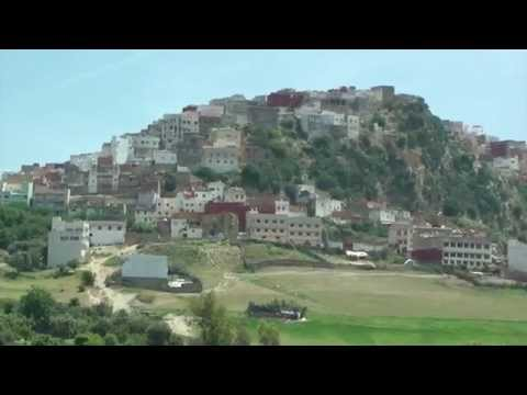 Moulay Idriss Place Mohammed VI Morocco
