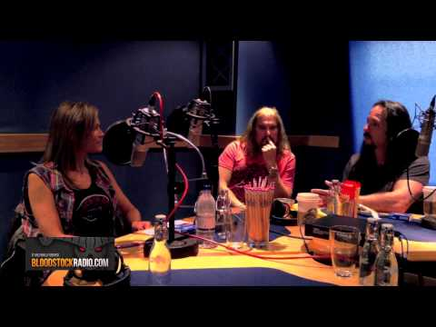 Dream Theater interview with Michelle Livings (Bloodstock Radio)