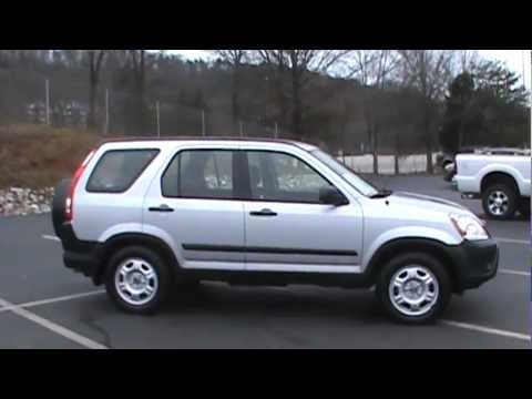FOR SALE 2006 HONDA CRV LX FWD 1 OWNER!! STK# 30850A www.lcford.com - YouTube