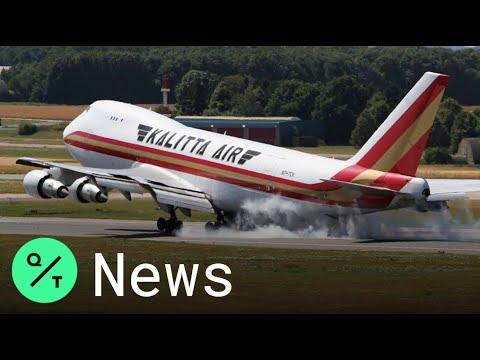 Plane Evacuating 200 Americans From China's Coronavirus Zone Lands In California