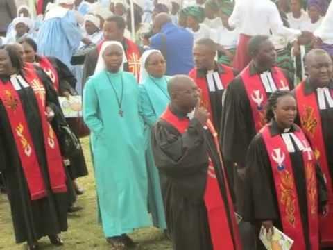 The new moderator of the Presbyterian Church in Cameroon is Rt. Rev. samuel FONKI