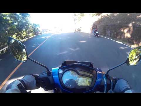 Bataan-Subic joy ride 2016
