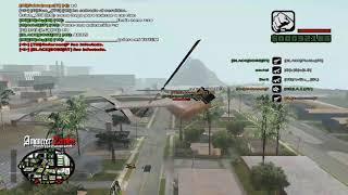 Recorrido por Amanecer Zombie / GTA San Andreas MultiPlayer (SAMP)