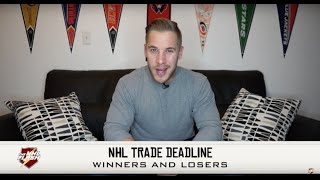 NHL Trade Deadline - Winners/Losers