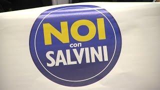 Noi con Salvini - Salvini presenta progetto per il Sud