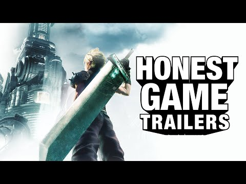 Honest Game Trailers | Final Fantasy VII Remake