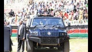 EXCLUSIVE:INSIDE UHURU KENYATTA'S PRESIDENTIAL SECURITY DETAIL