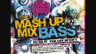 MOS - The Mash Up Mix Bass - Take Over Control (Adam F Remix)& Seek Bromance [CD QUALITY]