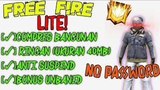 FREE FIRE LITE TERBARU|FREE FIRE GRAFIK MINECRAFT