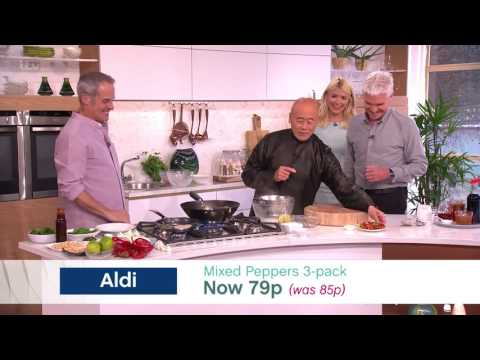 Ken Hom's Chicken Curry | This Morning