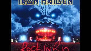Iron Maiden Brave New World Live (audio) Rock In Rio 2001