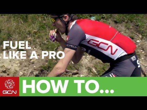 How To Fuel Like A Pro - On-Bike Cycling Nutrition