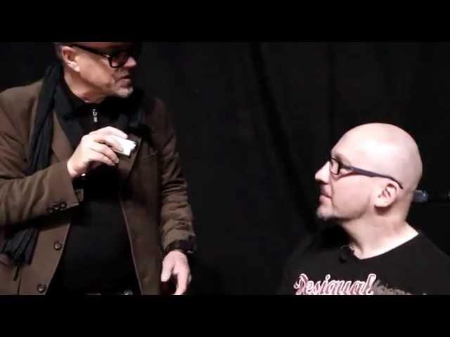 Richard Bertin en tournée Danse avec les Stars 2015