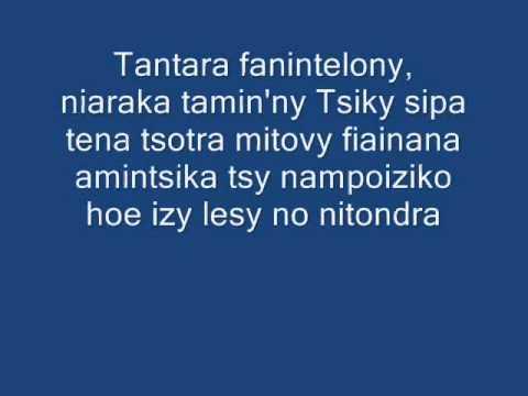 Odyai - tantara sisa ireny + paroles