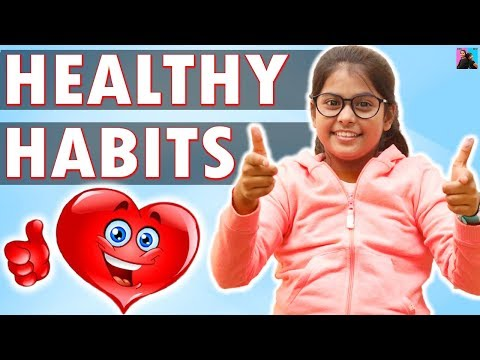 Healthy Habits | Easy Life Hacks For Kids | Do It Yourself - Stay Fit - Tips by Anushka