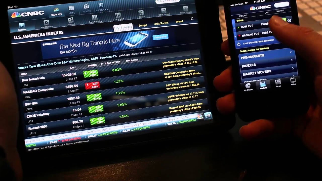 Best Stock Tracker App Iphone