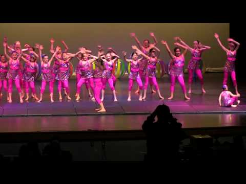 "Dance Recital 2014 ""Reflecting Heaven on Earth"" Montage"