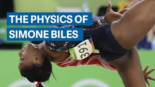 Download Simone Biles gravity-defying physics Mp3 and Videos