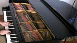 (BWV 851) Prelude and Fugue in D Minor, WTC I   Cory Hall, pianist-composer