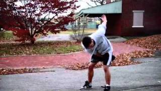 How To: One Arm Long Cycle Clean and Jerk