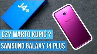 Samsung Galaxy J4+ Recenzja – Czy warto go kupić? / Mobileo [PL]