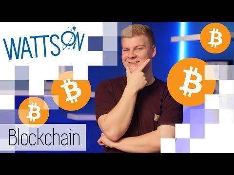 Blockchain-Technologie: Was ist und wie funktioniert das? | Watts On