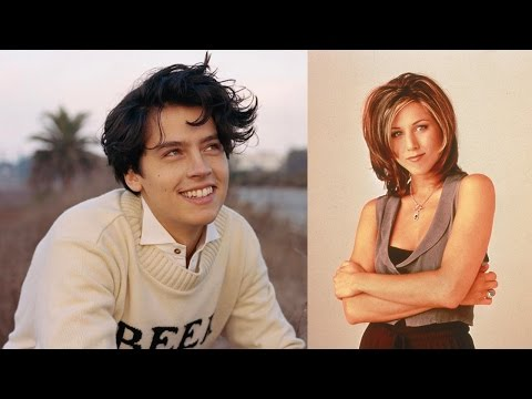 "Cole Sprouse Reveals Why It Was Hard to Work with Jennifer Aniston on ""Friends"""