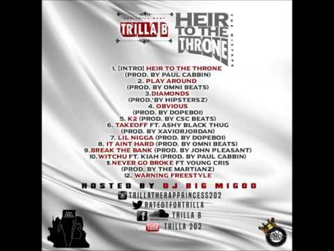 12. [Biggie Freestyle] Warning (Heir to the Throne)