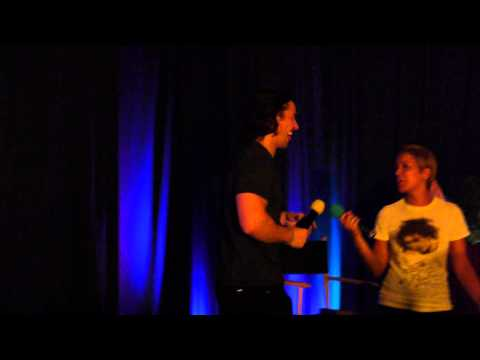 TVD NJ 2014 - Karaoke Party - Journey - Dont stop believin'