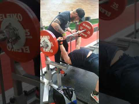 Mike Wade 136.5kg