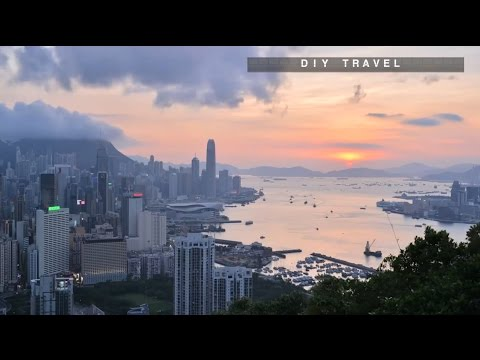DIY Hong Kong: the budget guide travel on food, getting around and free attractions!