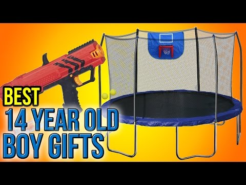 10 Best 14 Year Old Boy Gifts 2016