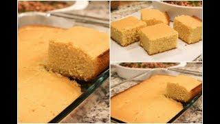 Southern Sweet Cornbread - I Heart Recipes