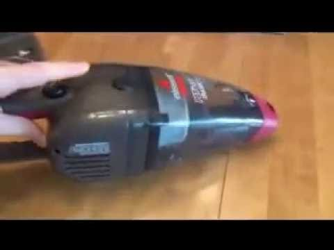 Bissell Pet Hair Eraser Handheld Vacuum Corded 33a1 By