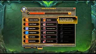 World of Warcraft - LEGION - WOW Addon - Neues PVP Ehrensystem - Version 3 - Gamescom 2015